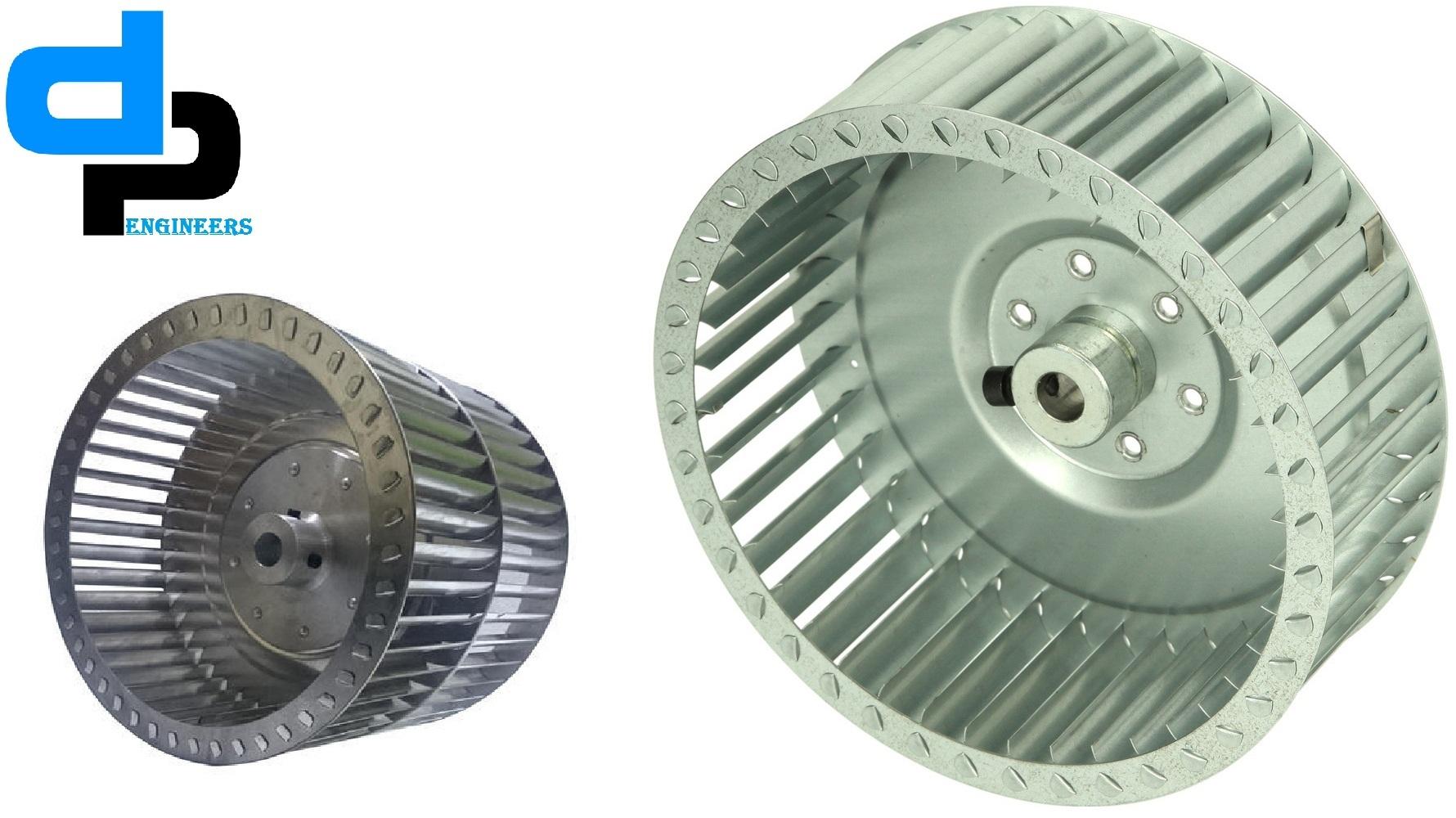 SISW Centrifugal Blower 230 MM X 75 MM