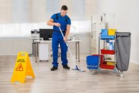 Full Office Deep Cleaning