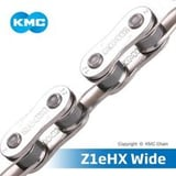 Z1eHX Wide Comfort Bicycle Chain