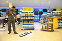 Outlet Stores Cleaning