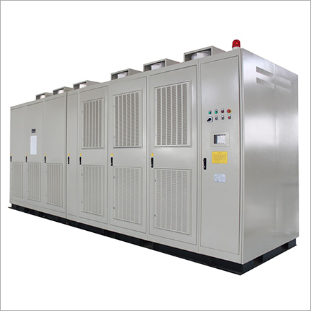 High Voltage Frequency Converting Soft Starter