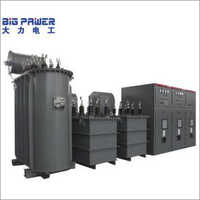 High Voltage Reducing Voltage & Compensating Soft Starter