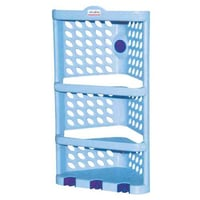 PLASTIC CORNER RACK BIG