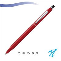 Click Red Lacquer/C Ball Pen