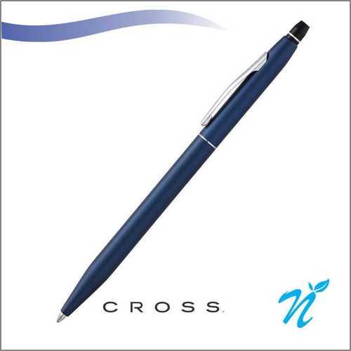 Click Dark Blue Lacquer/C Ball Pen