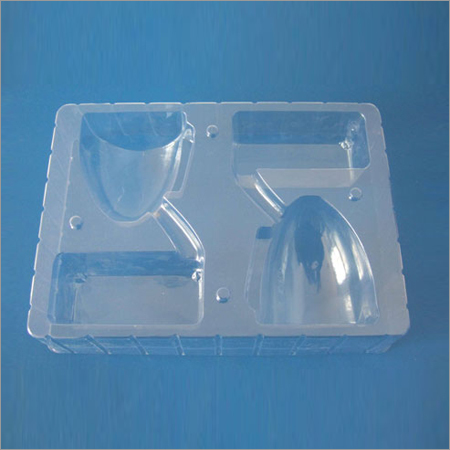 Blister Packaging Clear PVC Sheet
