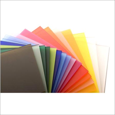 Transparent Color Rigid PVC Film