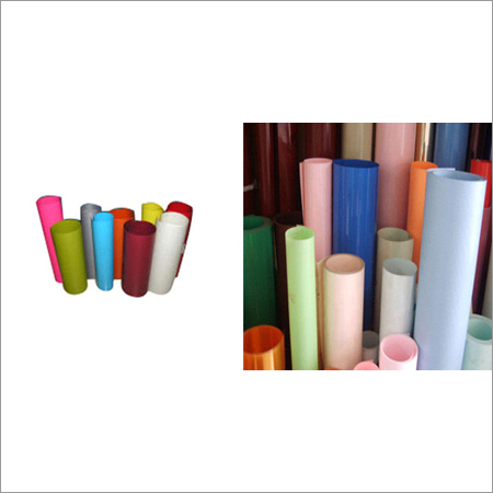 Opaque Rigid PVC Film