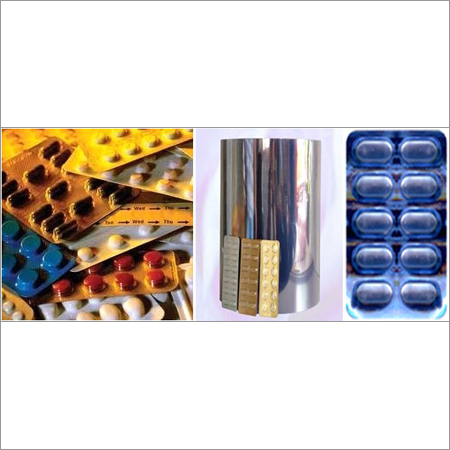 Pharmaceutical Packaging Rigid PVC Film