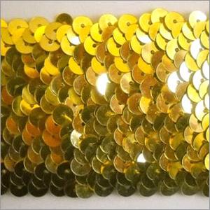 Dark Golden Sequins