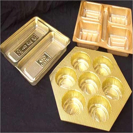 Sweets Tray PVC Film