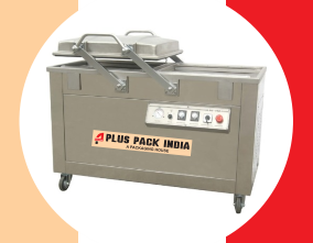 Double Chamber Vacuum Pack Machine