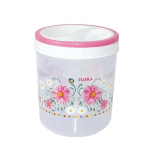 PRINTED PLASTIC CONTAINER SPICY 5500
