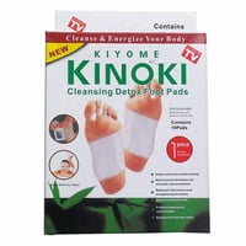 Cleansing Detox Foot Pads