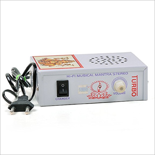 Music Mantra Chanter Box