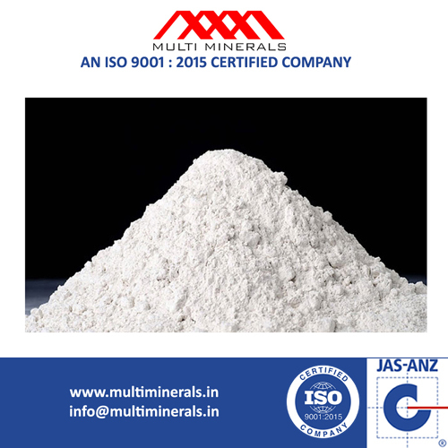 Kaolin Powder for Rubber Manufacturing