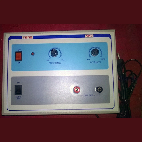 Transcutaneous Electric Nerve Stimulator(TENS)