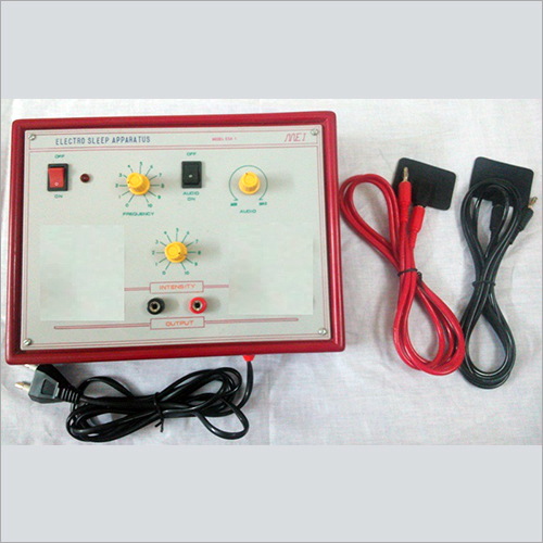 Electro Sleep Apparatus.