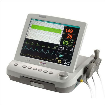 Portable Medical Fetal Monitor