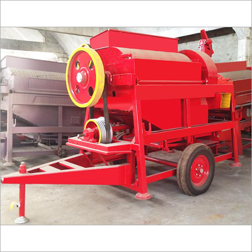 Agricultural Threshing Machine