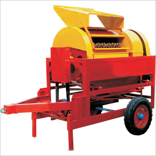 Power Operated Thresher