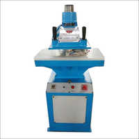 EVA Chappal Making Machine