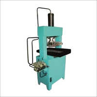 Semi Auto Chappal Making Machine