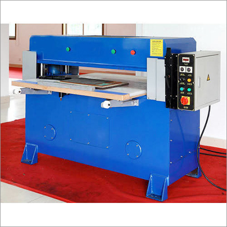 Semi Automatic Sole Cutting Machine
