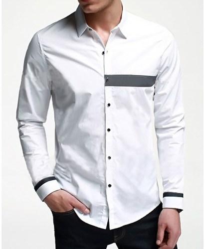 Mens Shirt Material