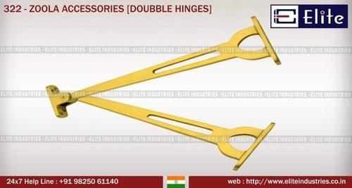 Zoola Accessories Doubble hinges