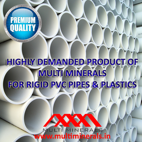 Plastic Grade Kaolin Powder