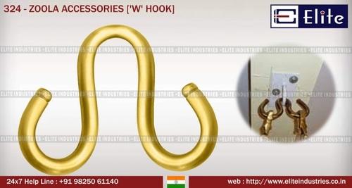 Zoola Accessories 'W' Hook