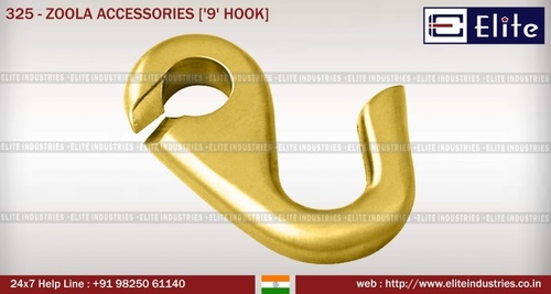 Zoola Accessories '9' Hook