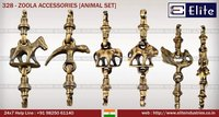 Zoola Accessories Animal Set
