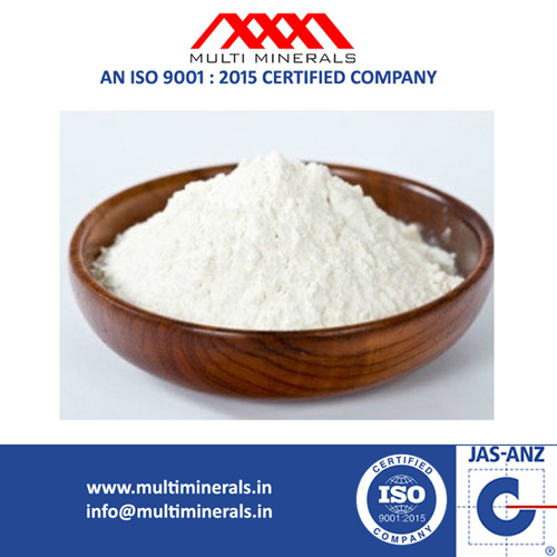 Kaolin Powder for Plastic Manufacturing
