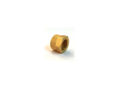 Brass Knurling Nut