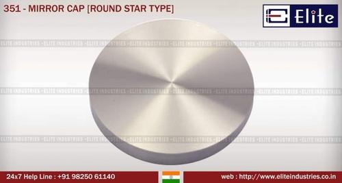 Mirror Cap Round Star Type