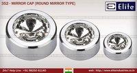 Mirror Cap Round Mirror Type