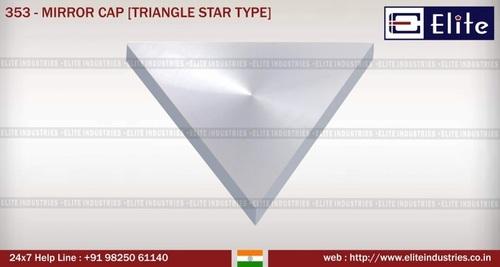 Mirror Cap Triangle Mirror Type