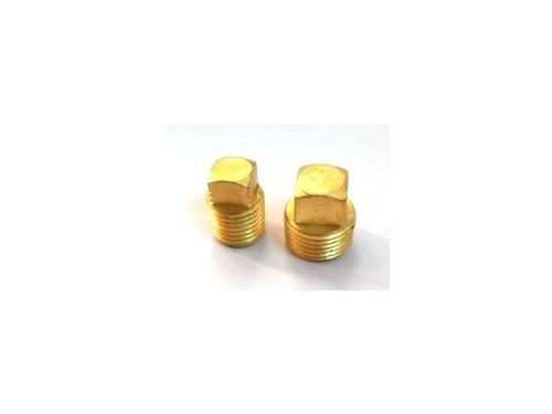 Brass Stop Plug Nut