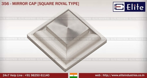 Mirror Cap Square Royal Type