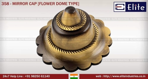 Mirror Cap Flower Dome Type