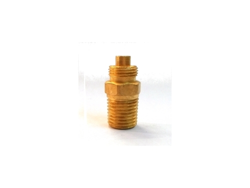 Brass Male PU Connector