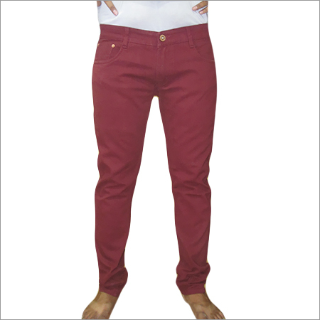 Plain Chinos Trouser