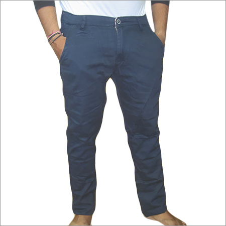 Mens Cotton Formal Trouser