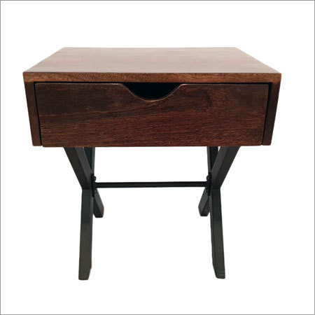 Night Stand With Crossed Leg