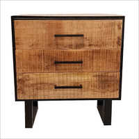 3 Drawers Side Board