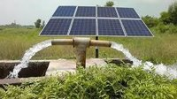 Solar Water Pumping System for Agriculture Industry