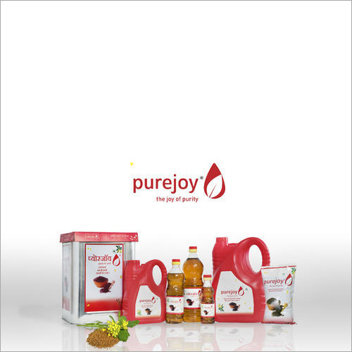 Pure Joy Kachchi Ghani Mustard Oil