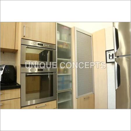 Designer Modular Kitchen Designing Services